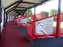 Driving Range at Horsham Golf and Fitness